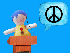Doll Peace Conference beter