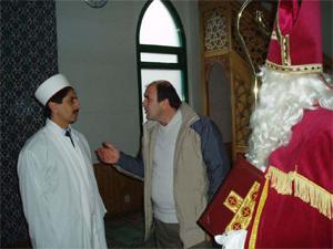 sint in de moskee 1